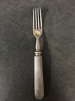 Original First Class Cake Fork from White Star Line – Titanic Period
