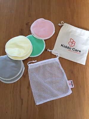 Reuseable Bamboo Breast Pads
