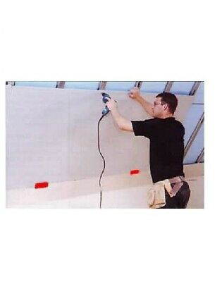Plastic Sheetrock Support Drywall Hanging Tools Cool DIY Gypsum Board Boardmate