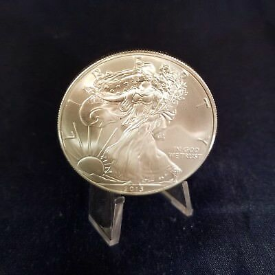 American Silver Eagle U.S. Mint 2013 UC In Air Tight Holder