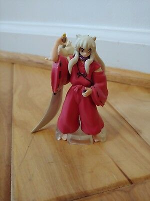 "Inuyasha Figure Authentic 4"" Japan"