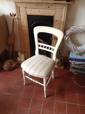 Antique Balloon Back Dining Chairs