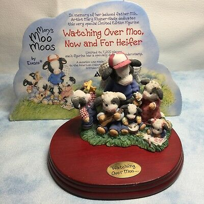 Mary Moo Moos - Limited Edition from 1997