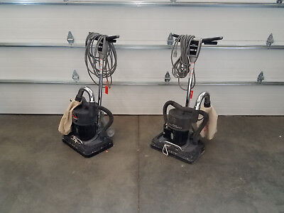 Clarke American OBS-18 DC Square Buff Floor Sander- (2 Available) Free Shipping!