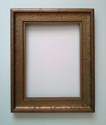 Antique Arts & Crafts Picture Frame