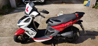 KYMCO SUPER 8 50cc Moped
