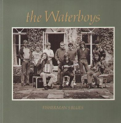 The Waterboys Fishermans Blues NEAR MINT Ensign Vinyl LP