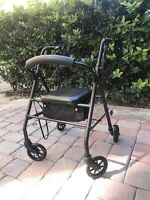 Medical Rollator (walker with seat/wheels)
