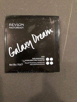 Revlon Photoready Galaxy Dream Holographic Highlighting Palette 003
