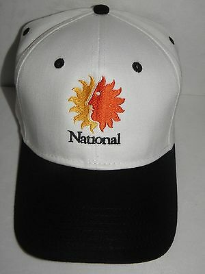 National Airlines Baseball Cap Airplane Pilot Sun King Collectible Christmas Gif