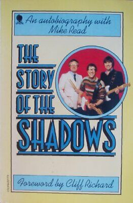 The Story of the Shadows by Mike Read Paperback Book The Cheap Fast Free Post