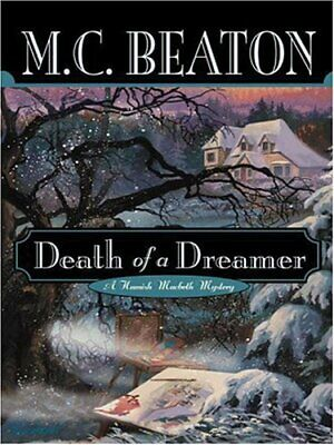 Death of a Dreamer (Wheeler Hardcover) by Beaton, M. C. Book The Cheap Fast Free