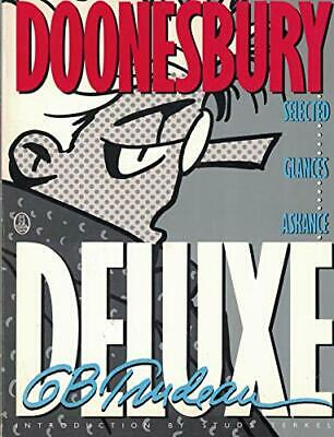 Doonesbury Deluxe: Selected Glances Askance by Trudeau, G. B. Paperback Book The