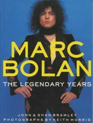 Marc Bolan: The Legendary Years by Bramley, Shan Paperback Book The Cheap Fast