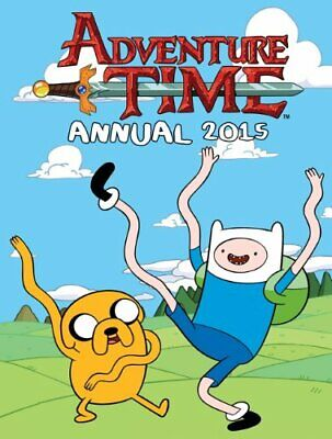 Adventure Time Annual 2015 (Annuals 2015) by Ryan North Book The Cheap Fast Free