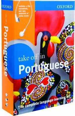 Oxford Take Off in Portuguese (Paperback with CDs) Mixed media product Book The