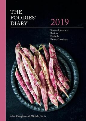 NEW The 2019 Foodies' Diary Diary Free Shipping