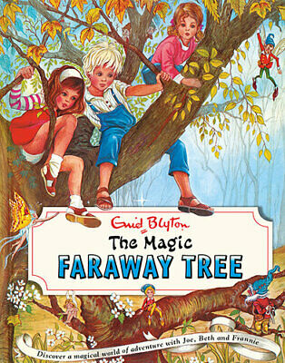 NEW The Magic Faraway TreeVintage By Enid Blyton Hardcover Free Shipping