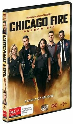 NEW Chicago Fire DVD Free Shipping