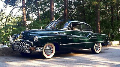 1950 Buick Other Standard 1950 buick special sedanette