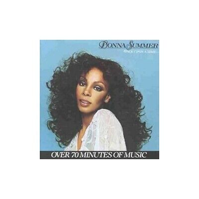 DONNA SUMMER-ONCE UPON A Time-CASSETTE ALBUM-CASABLANCA-ZCCAD 5003