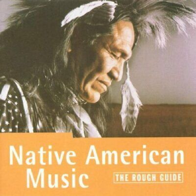 Various Artists - The Rough Guide to Native America... - Various Artists CD FCVG