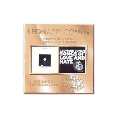 Leonard Cohen - Songs From a Room / Songs of Love and... - Leonard Cohen CD MVVG