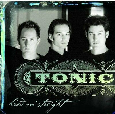 Tonic - Head On Straight - Tonic CD A1VG The Cheap Fast Free Post The Cheap Fast