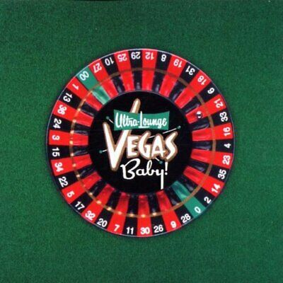 Various Artists - Ultra Lounge: Vegas Baby - Various Artists CD B2VG The Cheap
