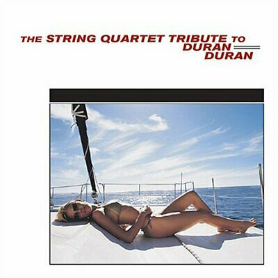 Various - String Quartet Tribute - Various CD 76VG The Cheap Fast Free Post The