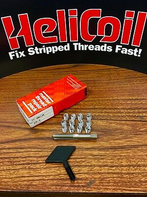 Thread Repair Kit  5/16-18   With 12 Stainless Steel Inserts  Made in USA Steel