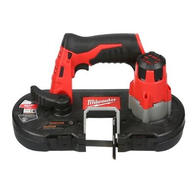 Milwaukee Band Saw, Cordless, Sub-Compact, M12 12-Volt Lithium-Ion, 2429-20