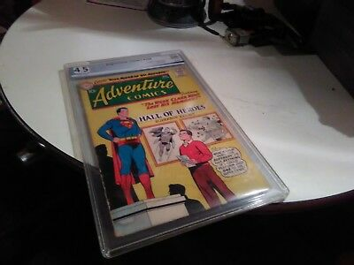 ADVENTURE COMICS #268 PGX Grade comic 4.5