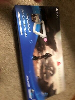 Farpoint Bundle with Aim Controller PlayStation PSVR VR PS4 SciFi Shooter New