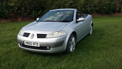 Renault Megane for spares or repair