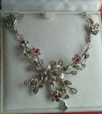 Necklace for prom or special occasion (buy the whole set for just £60)?