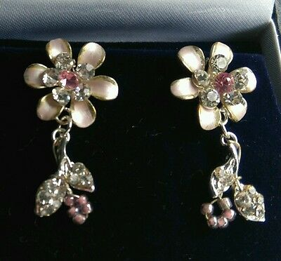 Earrings for prom or special occasion (buy the whole set for just £60)