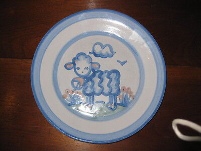 Hadley Ware Dinner Plate 11 inches  Lamb Sheep