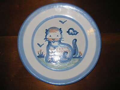 Hadley Ware Dinner Plate 11 inches  Cat Kitten