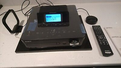 Sony NAS-E300HD Audio Shelf SystemPLEASE NOTE **NO SPEAKERS**