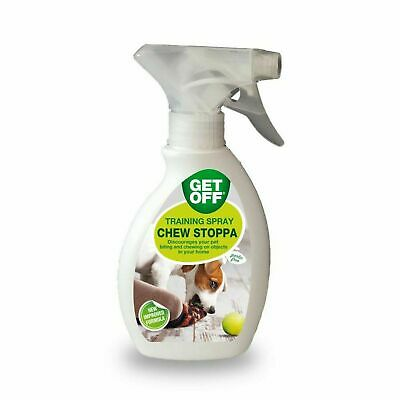 Dog Cat Anti Chew Don't Chew Training Spray Behaviour Spray Stop Chew Repellent
