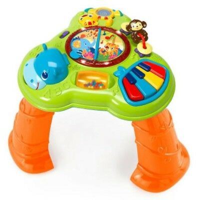 Bright Star Table Activity Baby Learning Musical Music Center Toddler Toy Learn