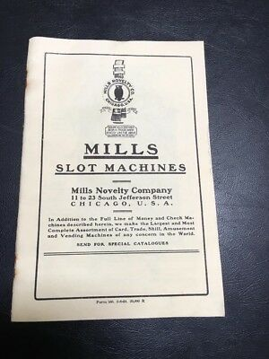 Old Mills Slot Machines
