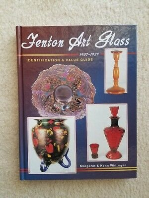 Fenton Art Glass Identification & Value Guide 1907- 1939