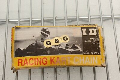DID 219HTM Kart Chain. Unused and boxed. NOS.