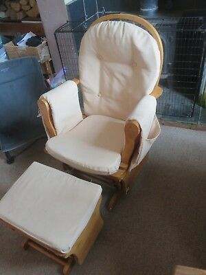 Nursing Glider Maternity Chair / Rocking Chair Mothercare