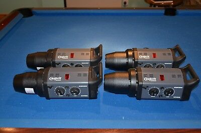 Bowens esprit gemini x4 with complete photography studio see listing for details