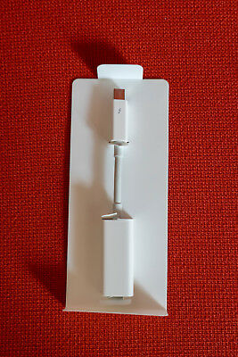 Apple Thunderbolt to FireWire Adapter + FireWire 800 -> 400 Adapter