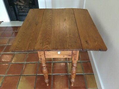 Pine Pembroke Drop Leaf Table