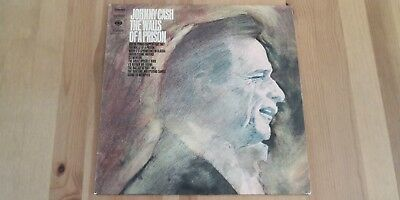 Johnny Cash - The walls of a prison (LP / Vinyl)